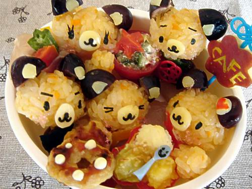 Cute Party Finger Food for Kids